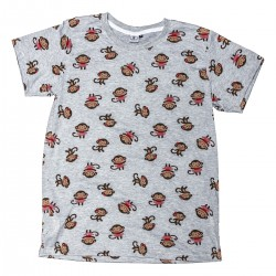 CAMISETA DE DISEÑO MONKEY GIRLS