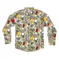 CAMISA DE CALAVERA IN THE JUNGLE