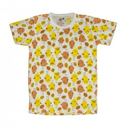 CAMISETA DISEÑO CHICKENS & EASTER EGG