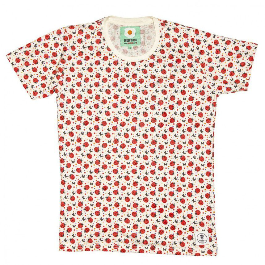 Mariquitas Y Camiseta De Room Mariposas Umami Diseño Line Mumy rCxoBeWd