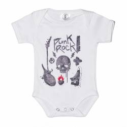 BODY ESTAMPADO PUNK ROCK