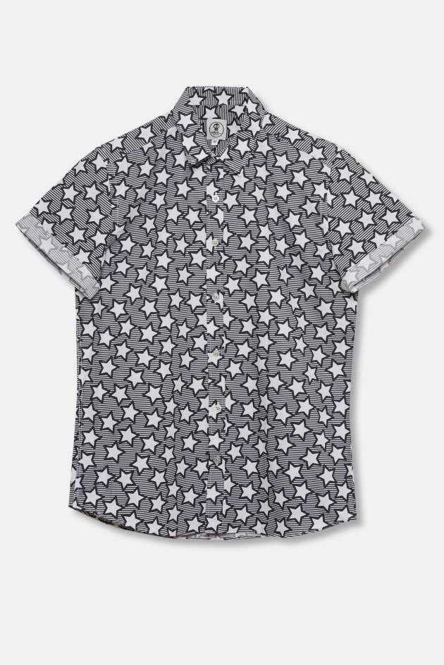 ADULT´S PRINTED SHIRT UMAMI LINE STARS AND STRIPES
