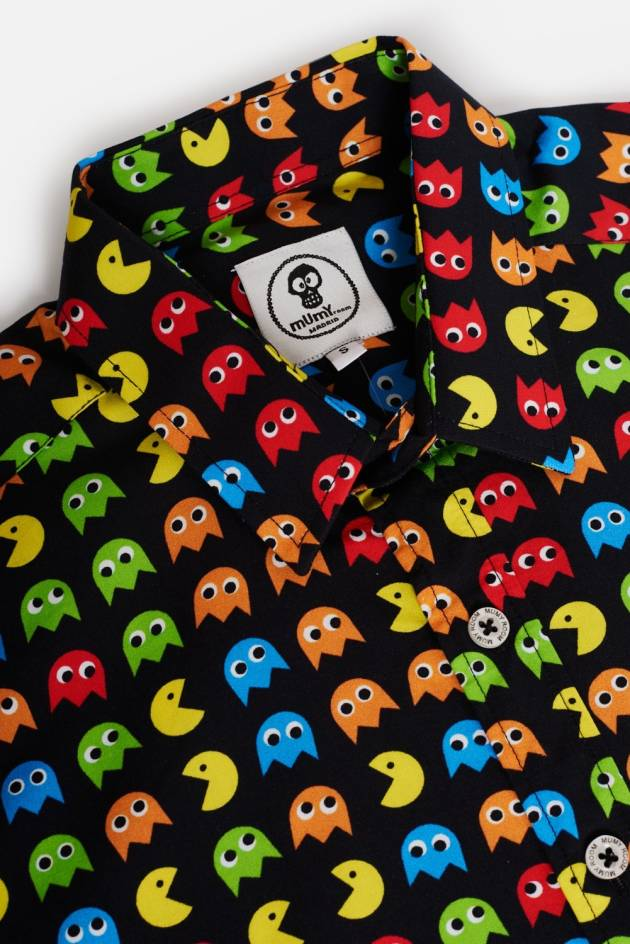 CAMISA ESTAMPADA FANTASMAS EAT