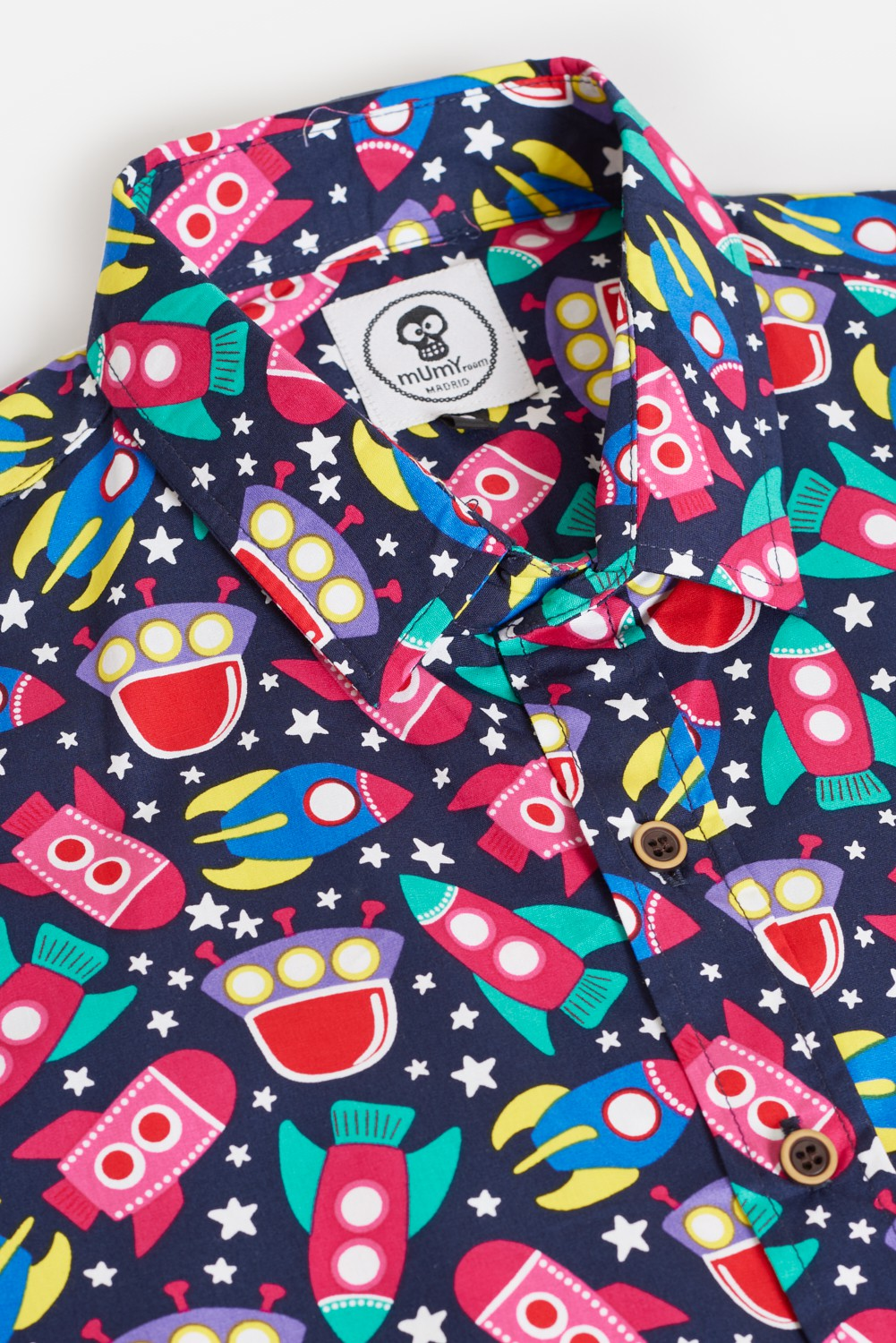 KID´S PRINTED SHIRT ROCKETS