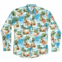CAMISA DE ISLA TROPICAL