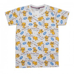 CAMISETA GATO CARTOON